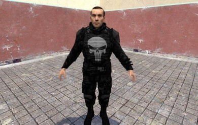 The Punisher For Garry's Mod Image 1