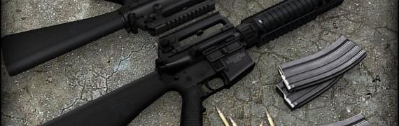 Colt. M16A4 CQC