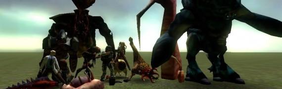 Half Life 1 Models, By Kalvi