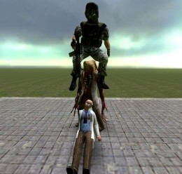 Half Life 1 Models, By Kalvi For Garry's Mod Image 2