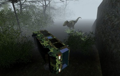 jurassic_park.zip For Garry's Mod Image 2