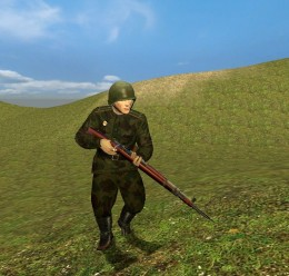 chinese_soldier.zip For Garry's Mod Image 1