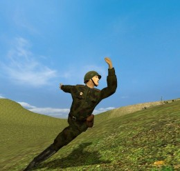 chinese_soldier.zip For Garry's Mod Image 2