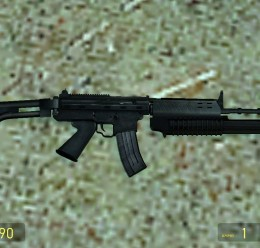 AK5 AR2 Skin For Garry's Mod Image 3