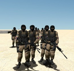 Tactical USMC NPC's v1.0 For Garry's Mod Image 1