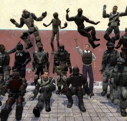 FEAR Ragdoll Pack For Garry's Mod Image 3