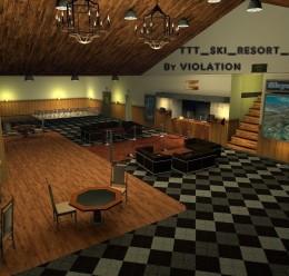 ttt_ski_resort.zip For Garry's Mod Image 1