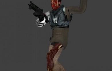 Weird (combine anims) For Garry's Mod Image 1