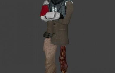Weird (combine anims) For Garry's Mod Image 2