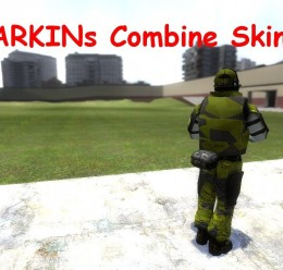 barkins_combine_soldier_skin_2 For Garry's Mod Image 3