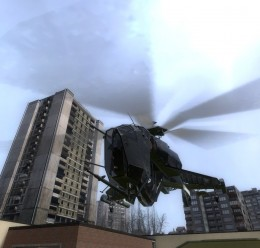 Flyable Helicopter With Parach For Garry's Mod Image 1