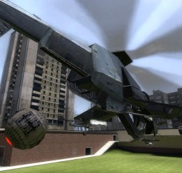 Flyable Helicopter With Parach For Garry's Mod Image 3