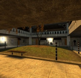 rp_courtyard.zip For Garry's Mod Image 1
