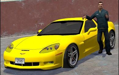 corvette.zip For Garry's Mod Image 1
