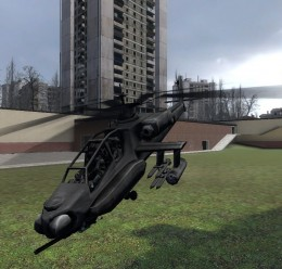 Apache In HL2 v. 3 For Garry's Mod Image 3