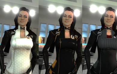 Mass Effect Miranda Lawson For Garry's Mod Image 2