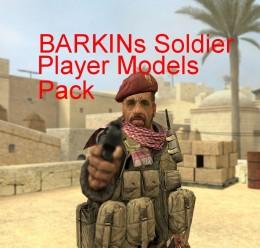 barkins_soldier_player_models_ For Garry's Mod Image 1