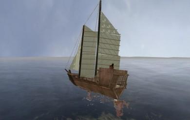 s.sail_ship.zip For Garry's Mod Image 2