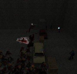 gm_zombie_barricade_v2.zip For Garry's Mod Image 3