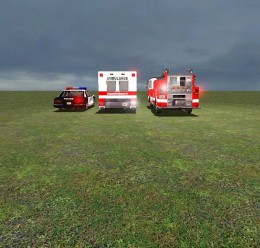 emergency_vehicles_package.zip For Garry's Mod Image 2