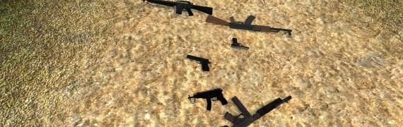 Gmod Vietnam Pack [Beta 1]