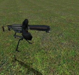 Mounted Pulse-Rifle For Garry's Mod Image 3