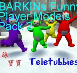 barkins_funny_player_models_2. For Garry's Mod Image 1