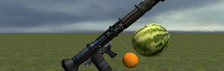 fruitlauncher.zip For Garry's Mod Image 1