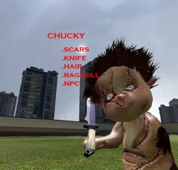 Chucky Npc For Garry's Mod Image 1