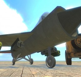 gunnanmons_simple-advanced_jet For Garry's Mod Image 3