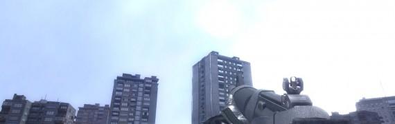Black Ops Commando Swep