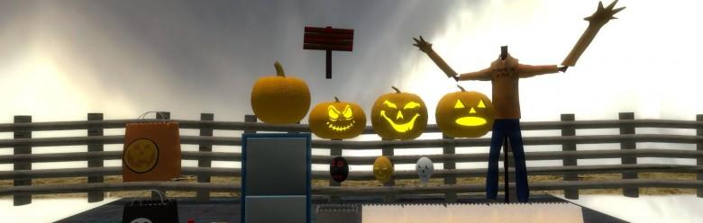 HalloweenModels2012 For Garry's Mod Image 1