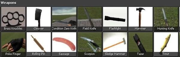 sweps.zip For Garry's Mod Image 1