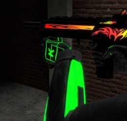 green_glowing_gloves.zip For Garry's Mod Image 3
