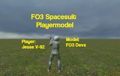 FO3 Spacesuit Player For Garry's Mod Image 2