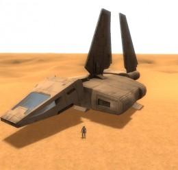 Star Wars Landingcraft For Garry's Mod Image 1