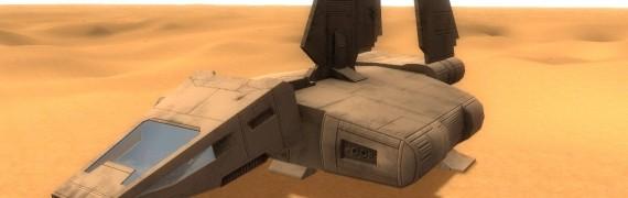 Star Wars Landingcraft