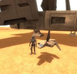 Star Wars Landingcraft For Garry's Mod Image 2
