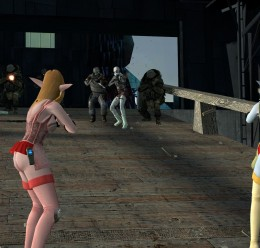 WoW Elves For Garry's Mod Image 2