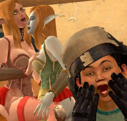 WoW Elves For Garry's Mod Image 3