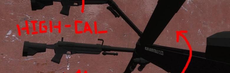 Hellsing Harkonenn Cannon Swep For Garry's Mod Image 1