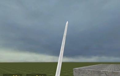 stingwraith_sword_v3.zip For Garry's Mod Image 1