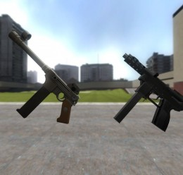 intratec_tec-9.zip For Garry's Mod Image 1