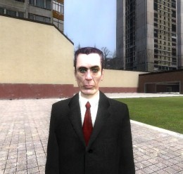 GMan Godfather Skin For Garry's Mod Image 2