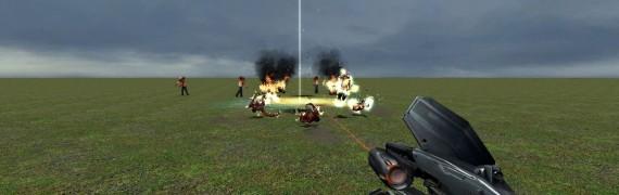Combine Mortar