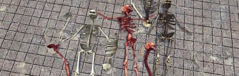 skeleton.zip For Garry's Mod Image 1