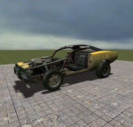 crusader_jalopy.zip For Garry's Mod Image 1