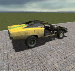 crusader_jalopy.zip For Garry's Mod Image 3
