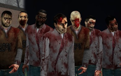 Zombies.zip For Garry's Mod Image 1