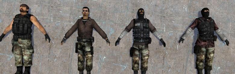 hexed_assault_terrorists.zip For Garry's Mod Image 1